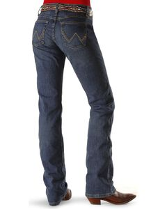"Wrangler Jeans - Women's Q-Baby Ultimate Riding Tuff Buck - 32"", 34"", 36"", 38"", , hi-res"