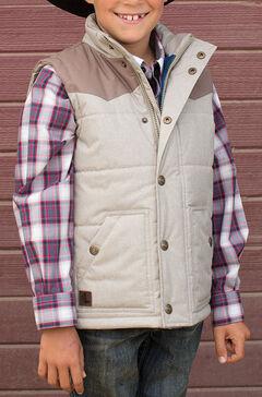 Cody James Boys' Pecos Long Sleeve Shirt, , hi-res