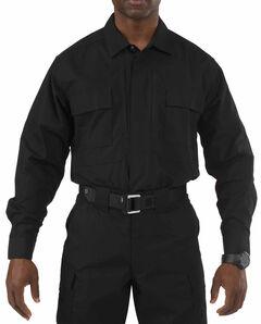5.11 Tactical Taclite TDU Long Sleeve Shirt - 3XL and 4XL, , hi-res