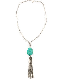 Julio Designs Brickell Tassel Necklace, , hi-res