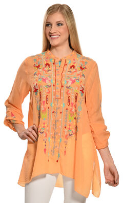 Johnny Was Women's Jezzabelle Tunic, , hi-res