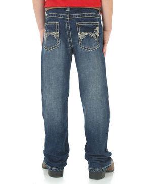 Wrangler Boys' 20X No. 42 Vintage Jeans - Boot Cut , Blue, hi-res