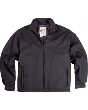 Schaefer 565 Arena Wool Jacket - Big & Tall, Black, hi-res