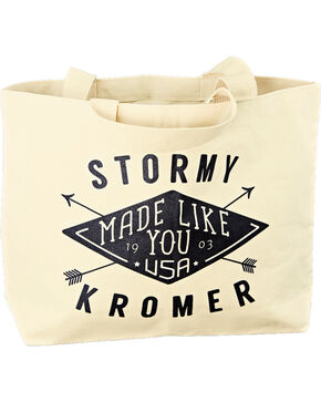 Stormy Kromer Graphic Tote, Natural, hi-res