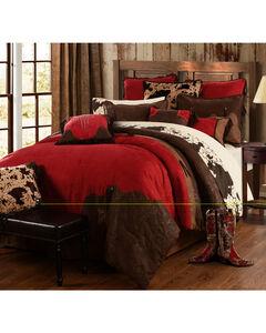 Red Rodeo Full Comforter Set, , hi-res