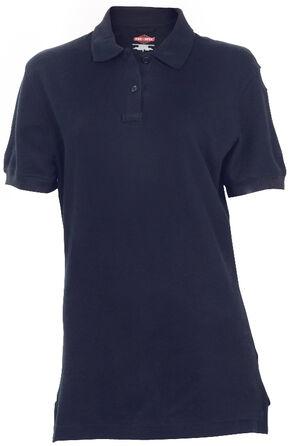 Tru-Spec Women's Navy 24-7 Dri-Release Polo Shirt , Navy, hi-res