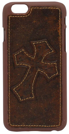 Nocona Diagonal Cross iPhone 6 Plus Case, , hi-res