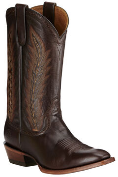 Ariat Men's Chocolate High Roller Boots - Square Toe, , hi-res