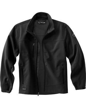 Dri Duck Men's Motion Softshell Jacket, Black, hi-res