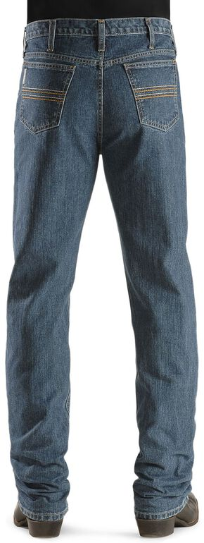 Cinch ®  Silver Label Straight Leg Jeans, Indigo, hi-res