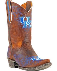 Gameday Boots Women's University of Kentucky Western Boots - Snip Toe, , hi-res