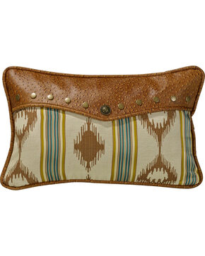 HiEnd Accents Alamosa Envelope Pillow, Multi, hi-res
