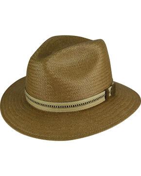 Bailey Men's Kilgore Endura Straw Hat, Tan, hi-res