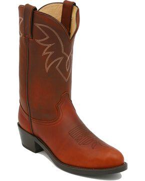 Durango Trucker Work Boots, Chocolate, hi-res