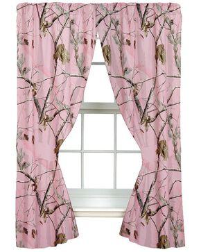 Realtree All Purpose Pink Camo Drapes, Pink, hi-res