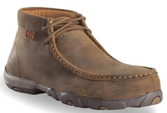 Twisted X Driving Moc Work Shoes - Steel Toe, , hi-res