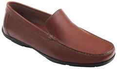 Eastland Men's Brown Talladega Driving Moc Loafers, , hi-res