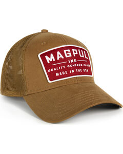 Magpul Men's Go Bang Mid Crown Snapback Baseball Cap , , hi-res
