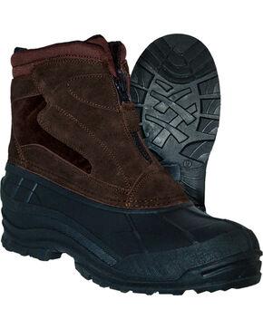 Itasca Men's Traverse Winter Boots , Brown, hi-res