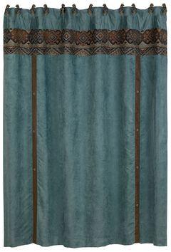 Del Rio Shower Curtain, Multi, hi-res