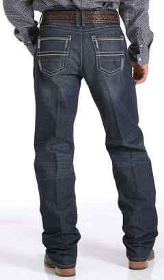Cinch Men's Sawyer Loose Fit Jeans - Boot Cut , , hi-res