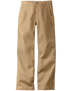 Mountain Khakis Yellowstone Original Mountain Pants - Relaxed Fit, Light Brown, hi-res