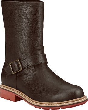 Ariat Stonewall Harness Men's Boots - Round Toe, Brown, hi-res