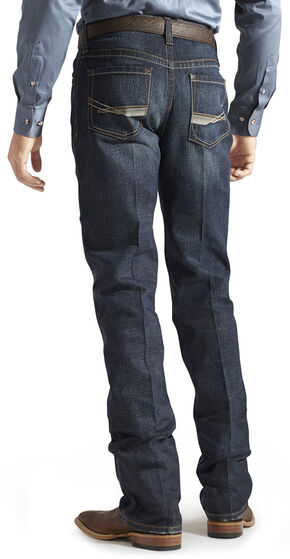 Ariat Denim Jeans - M2 Roadhouse Bootcut, Dark Stone, hi-res