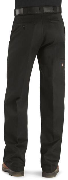 Dickies ® Loose Fit Double Knee Work Pants - Big & Tall, Black, hi-res