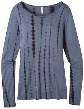 Mountain Khakis Women's Targhee Long Sleeve Shirt, Dark Grey, hi-res