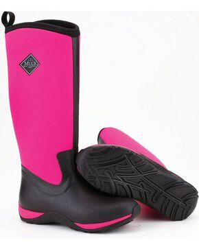 Muck Boots Pink Arctic Adventure Boots, Hot Pink, hi-res