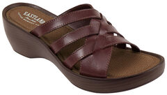 Eastland Women's Cinnamon Poppy Wedge Sandals , , hi-res