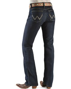 "Wrangler Jeans - Q-Baby Ultimate Riding - 32"", 34"", 36"", 38"", , hi-res"