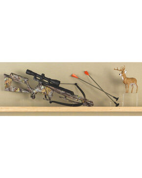 Big Time Hunter Kid's Camouflage Toy Deer and Cross Bow  , Camouflage, hi-res