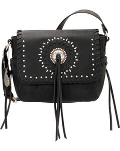Bandana by American West Sioux Collection Crossbody Flap Bag, , hi-res