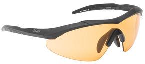 5.11 Tactical Aileron Shield Sunglasses (Three Lenses), Black, hi-res