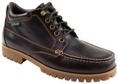 Eastland Men's Burgundy Brooklyn Ankle Boots , , hi-res