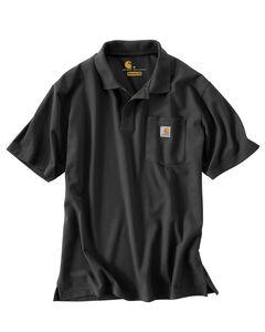 Carhartt Contractor's Work Pocket Polo Shirt - Big & Tall, , hi-res