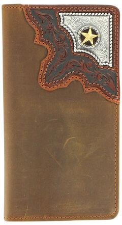 Cody James Men's Cowboy Way Wallet and Checkbook Cover, , hi-res