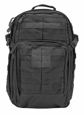 5.11 Tactical Rush 12 Backpack, Black, hi-res