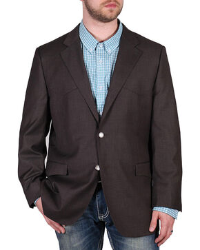 Cody James Men's Brown Fancy Sport Coat , Brown, hi-res
