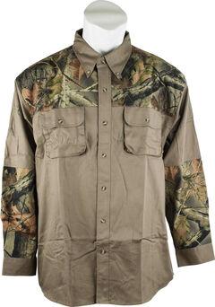 Trail Crest Men's Highland Timber Shooting Shirt, , hi-res