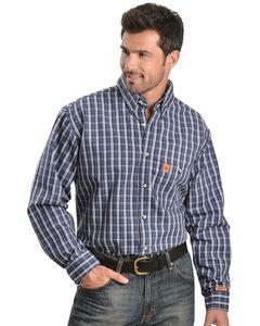 Wrangler Flame Resistant RIGGS Work Shirt, , hi-res