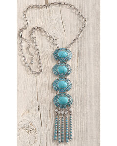 Shyanne Women's Day Dream 4-Tier Necklace, Turquoise, hi-res