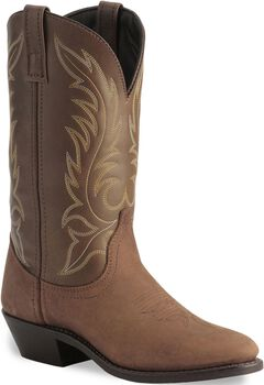 Laredo Tan Kadi Cowgirl Boots - Medium Toe, , hi-res
