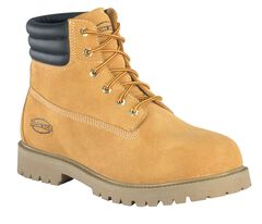 Iron Age Men's Steadfast Steel Toe Insulated Waterproof Work Boots, , hi-res