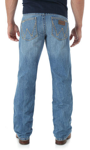 Wrangler Retro San Antonio Bootcut Jeans - Relaxed Fit, Lt Denim, hi-res