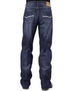 Stetson Modern Fit Bold Stitched Jeans - Tall, , hi-res