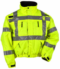 5.11 Tactical Reversible High-Visibility Jacket - 3XL and 4XL, , hi-res