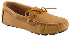Men's Minnetonka Moosehide Driving Moccasins - XL, , hi-res